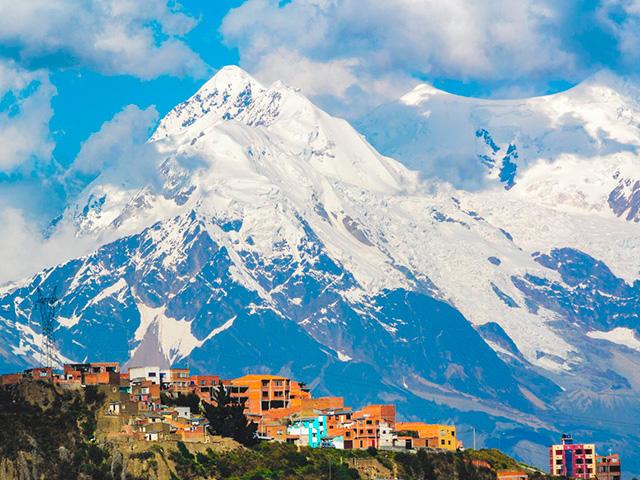 La Paz Bolivien mit Alpamayo.At | Outdoor-Reisen und Alpinschule