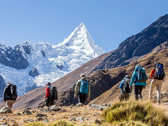 Kultur Machu Picchu | Alpamayo Trekking & Tocllaraju mit Alpamayo.At | Outdoor-Reisen und Alpinschule