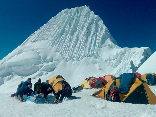 Das Alpamayo ist schönsten Berge der Welt | Outdoor-Reisen und Alpinschule | Die Bergführer