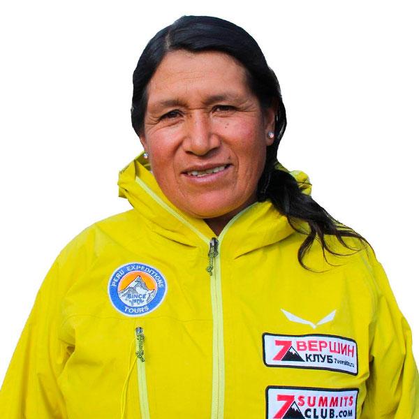 Dina Andrea Lliuya Reyes